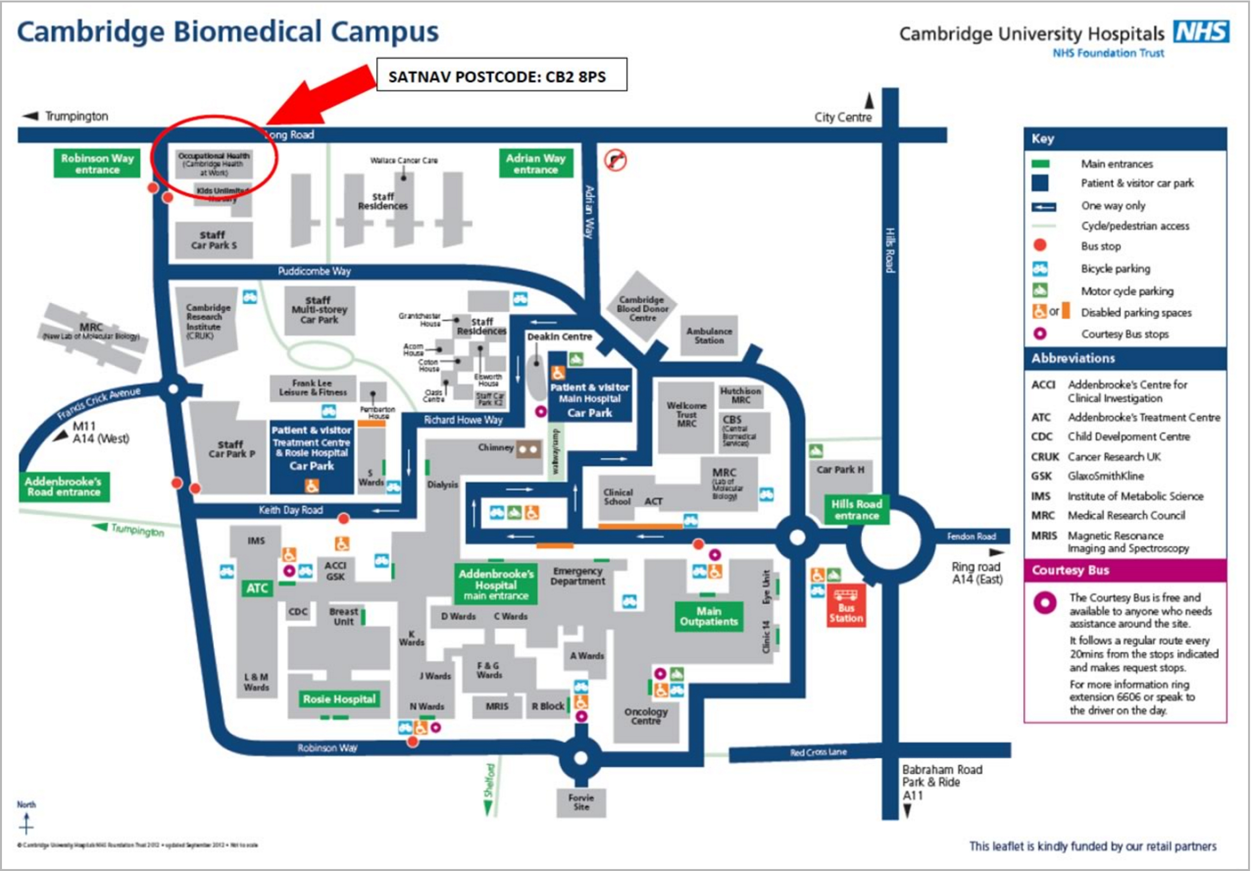 Cambridge Biomedical Campus Autos Post